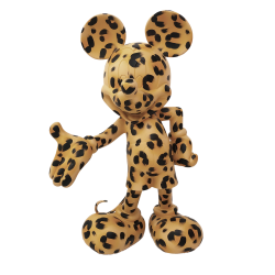 MICKEY WELCOME LEOPARD - 60 CM