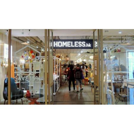 HOMELESS store